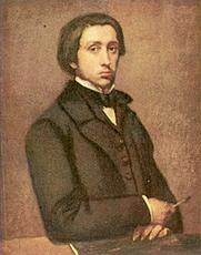 Author photo. Self-portrait, circa 1854-1855
