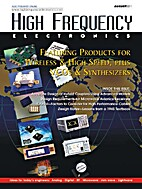 High Frequency Electronics (August 2011) by…
