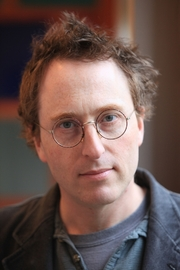 Author photo. Photo by Barney Poole