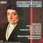 L'Occasione fa il Ladro by Rossini