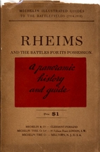 Rheims and the Battles for Its Possession by…
