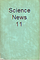 Science News 11 by J.L. Crammer
