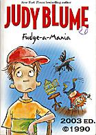 fudge-a-mania by judy blume