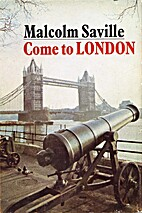 Come to London by Malcolm Saville