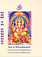 How to Conduct Puja to Ganapati by A. V.…