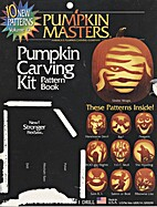 Pumpkin Carving Kit Pattern Book