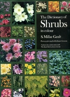 The color dictionary of shrubs by S. Millar…