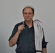 Author photo. Graham Harman