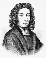 Author photo. Benjamin Keach. Wikipedia.