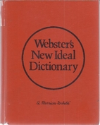 Webster's New Ideal Dictionary by…