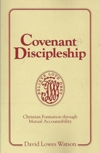 Covenant Discipleship: Christian Formation…