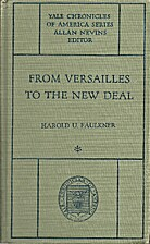 From Versailles to the New Deal: A Chronicle…