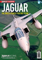 Jaguar, The Anglo-French Fighting Feline…