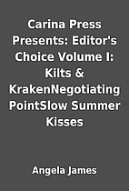 Carina Press Presents: Editor's Choice…