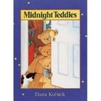 Midnight teddies by Dana Kubick