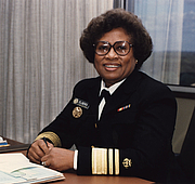 Author photo. Joycelyn Elders, United States Surgeon General, ~1993/94