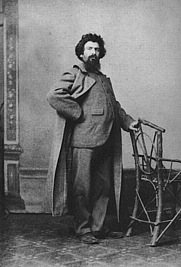 Author photo. Giovanni Segantini