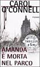 Amanda è morta nel parco by O'Connell Carol