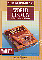 Student activities in world history for…