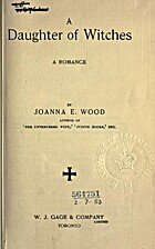 A Daughter of Witches by Joanna E. Wood