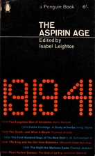 The Aspirin Age, 1919-1941 by Isabel…