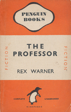 The Professor by Rex Warner
