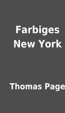 Farbiges New York by Thomas Page