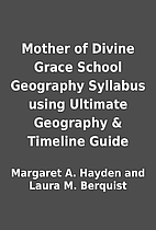 Mother of Divine Grace School Geography…