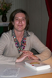 Author photo. Photo by Wikipedia user <A HREF=&quot;http://commons.wikimedia.org/wiki/User:MrsMyerDE&quot;>MrsMyerDE</A>