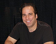"Author photo. Jimmy Palmiotti. Photo by ""5 of 7"" on flickr."