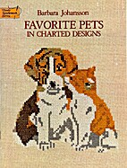 Favorite Pets in charted designs by Barbara…