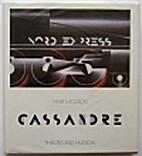 Cassandre by Henri Mouron