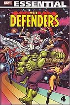 Essential Defenders, Volume 4 by David Kraft