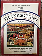 The Thanksgiving Book: an illustrated…