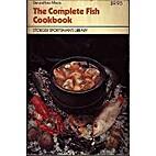 The complete fish cookbook by Dan Morris