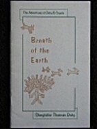 Breath of the earth by Thomas Doty
