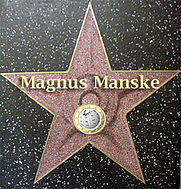 Author photo. Personal hollywood barnstar for de:Benutzer:Magnus Manske