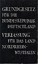 Grundgesetz Bundesrepublik Deutschland by…