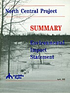 North Central Project: Summary:…