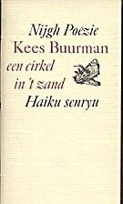 Een cirkel in 't zand haiku - senryu by…