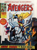The Avengers # 62