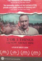2 or 3 Things I Know about Him - DVD by Film…
