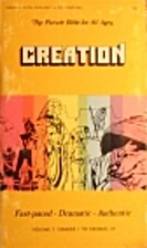 Creation: The Picture Bible for All Ages…