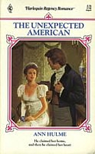 The Unexpected American by Ann Hulme