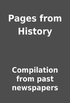 Pages from History by Compilation from past…