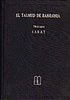 El Talmud de Babilonia. Tratado Kidushín by…