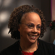 Author photo. From the Jewell Parker Rhodes Website