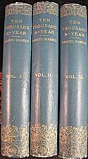 Ten thousand a-year, vol. I by Samuel Warren