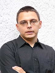 Author photo. György Dragomán