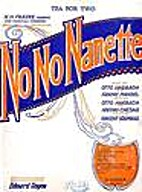 Tea For Two (from No No Nanette) by Otto…